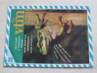 Věda a technika mládeži 23 (1986) ročník XL.