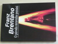 Brentano - O původu mravního poznání (1993)