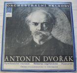 Dvořák - Česká filharmonie, Neumann – Symfonické variace / Scherzo Capriccioso / Nokturno (1972)