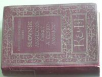 Krupička - Slovník anglicko-český a česko-anglický (1946)