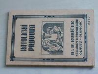Kubíček - Katolická prvouka pro nižší třídy obecných škol (1941)