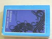 Legowicz - Prehľad dejín filozofie (1973)
