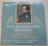 Mendelssohn-Bartholdy - Symfonie č.3 A Moll Skotská FOK řídí D. Dixon