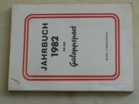 Jahrbuch 1982 für den Galoppsport