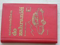 Jazykový průvodce - Krautman - Automobilem do zahraničí (1975)