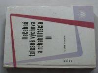 Lánik - Liečebná telesná výchova a rehabilitácia II. (1968) Interné odbory, neurológia a psychiatria