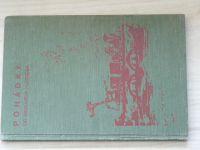 Pohádky od Richarda Hughesa - kresby Kobbe (1936)