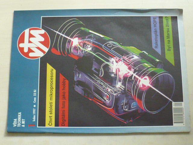 Věda, technika a my 1 (1997) ročník LI.