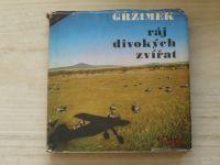 Grzimek - Ráj divokých zvířat