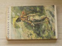 Pleva - Robinson Crusoe, il. Z.Burian (volně podle D.Defoea) (1983)