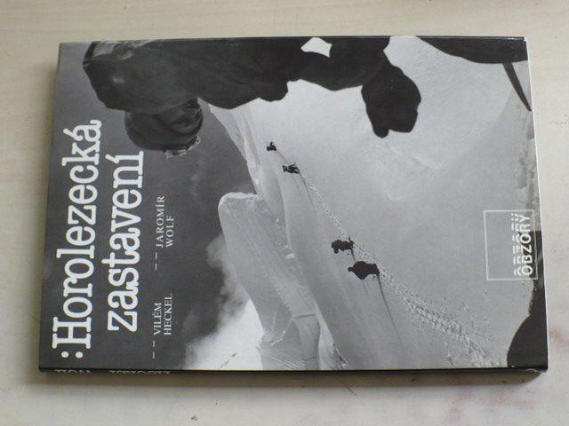 Heckel, Wolf - Horolezecká zastavení (1988)