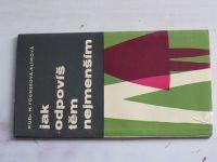 Klímová - Jak odpovíš těm nejmenším (1964)