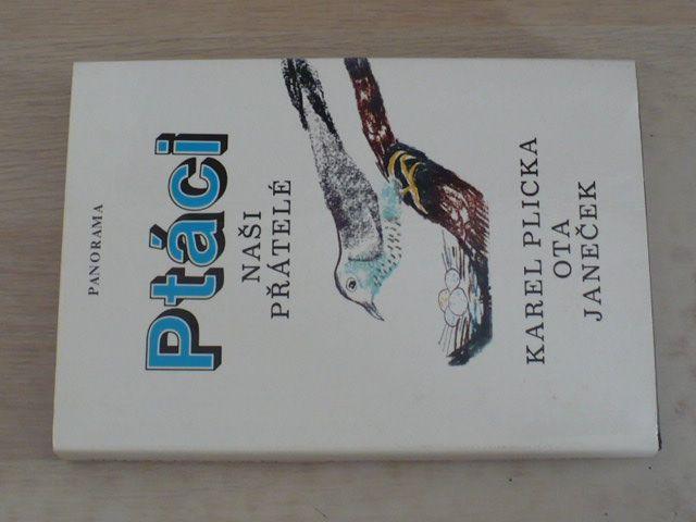 Plicka - Ptáci - Naši přátelé (1990)
