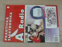 Praktická elektronika A Radio 1-12 (1998) ročník III. (chybí čísla 4, 6, 10 čísel)