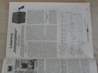 Praktická elektronika A Radio 1-12 (2001) ročník VI. (chybí čísla 1, 5, 8, 9 čísel)