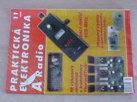 Praktická elektronika A Radio 1-12 (2005) ročník X. (chybí čísla 1-3, 12, 8 čísel) + speciál