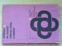 Richta a kol. - Civilizace na rozcestí (1967)
