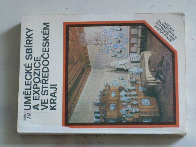 Umělecké sbírky a expozice ve Středočeském kraji (1984)