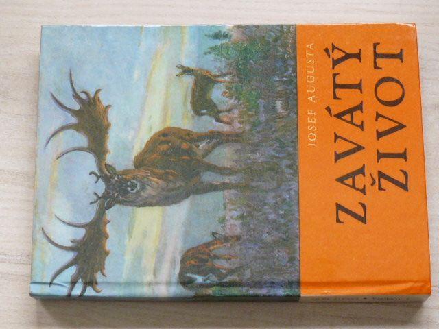 Augusta - Zavátý život (1971) il. Z. Burian