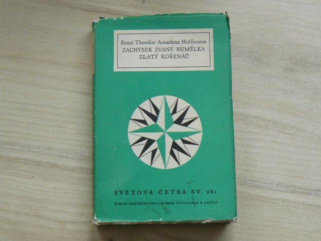Hoffmann - Zachýsek zvaný Rumělka - Zlatý kořenáč (1961) Světová četba 261