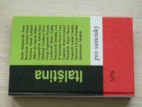 Janešová - Italština pro samouky (1991)