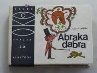 Klapetek - Abrakadabra (1970) OKO 30, il. Born