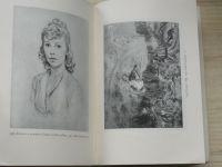 Max Švabinský - katalog Praha - Slovanský ostrov 1953