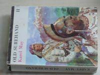 May - Old Surehand I.,II (1971) 2 knihy, il. Burian