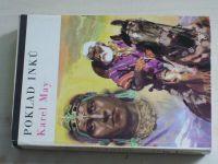 May - Poklad Inků (1971) il. Burian