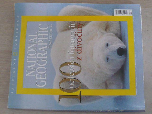 National Geographic - 100 nejlepších fotografií z divočiny (nedatováno) speciální publikace