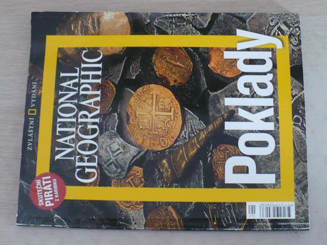 National Geographic - Poklady (2011) zvláštní vydání