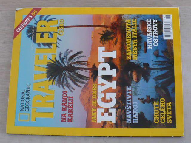 National Geographic - Traveler (jaro 2012)