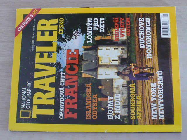 National Geographic - Traveler (podzim 2011)