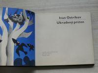 Ostrikov - Ukradený prsten (SNDK 1963) il. Drchal