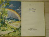 Pleva - Kapka vody (SNDK 1957) il. O. Mrkvička