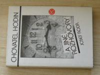 Rodr - Chovatel hodin a jiné rozhovory (Kruh Hradec Králové 1990)