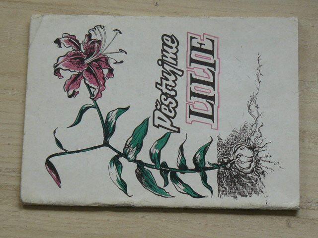 Virginia Howieová - Pěstujme lilie