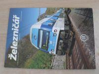 Železničář 1-25 (2018) ročník XXV.