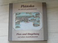 Baxa, Novotná, Prášil - Plánsko na starých pohlednicíh (2006)