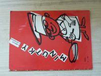 Brhlík, Romaňuk - Minútky (1966) slovensky
