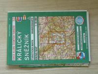 Edice klubu českých turistů 53. - 1 : 50 000 - Kralický Sněžník (1998)