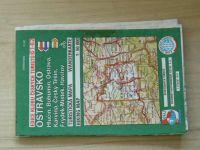 Edice klubu českých turistů 61. - 62. - 1 : 50 000 - Ostravsko (1997)