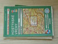 Edice klubu českých turistů 94. - 1 : 50 000 - Hostýnské vrchy (1993)