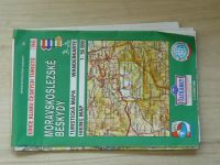 Edice klubu českých turistů 96 - 1 : 50 000 - Moravskoslezské Beskydy (1998)
