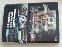 Košek - Příručka opraváře automobilů (1990)