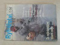 Rybářství 1-12 (1994) chybí čísla 3, 7-9, 11 (7 čísel)
