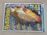 Rybářství 1-12 (2012) chybí čísla 2-3 (10 čísel)