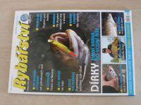 Rybářství 1-12 (2013) chybí čísla 3, 6 (10 čísel)