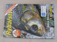 Rybářství 1-12 (2015) chybí čísla 1, 9, 10 (9 čísel)