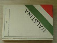 Bahníková, Benešová, Ehrenbergerová - Italština (1988)